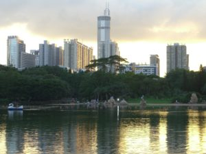 Shenzhen City, the heart of technology in China